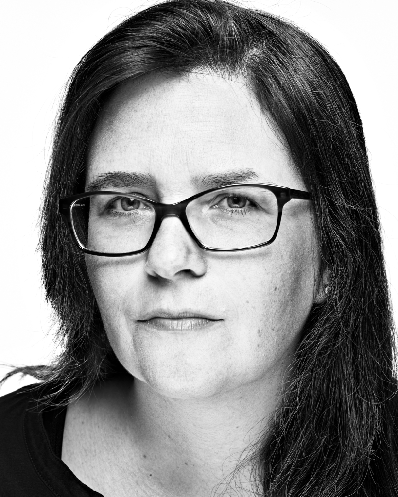 Amanda McPherson by Peter Adams.