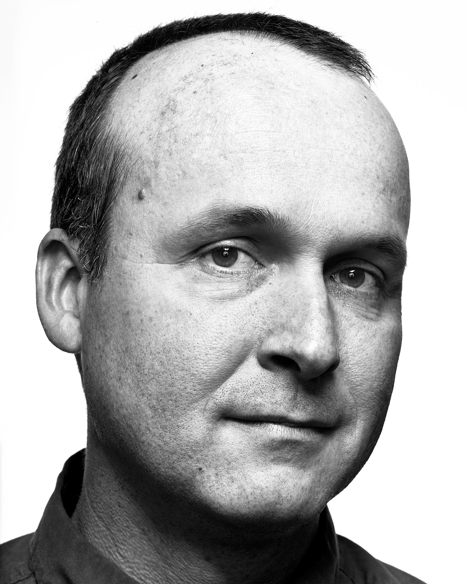 Chris Mason by Peter Adams.
