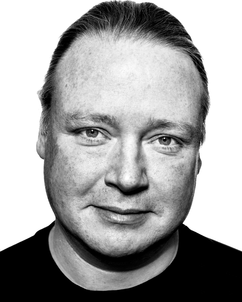 Brian Behlendorf by Peter Adams.
