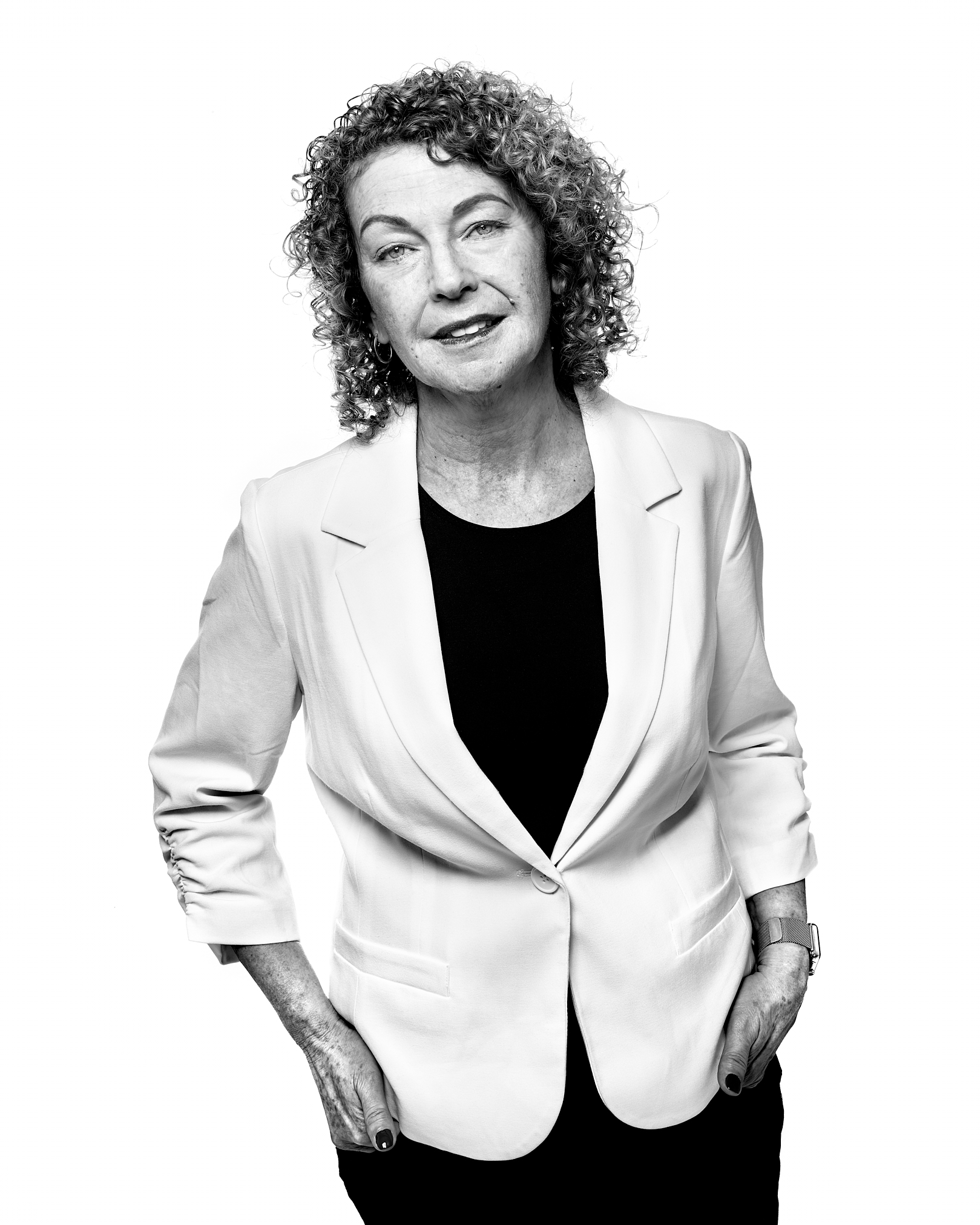 Denise Dumas by Peter Adams.