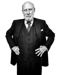 Vint Cerf, co-inventor and father of the Internet, TCP/IP, ARPANET.