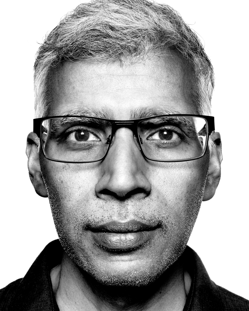 Sanjay Ghemawat by Peter Adams.
