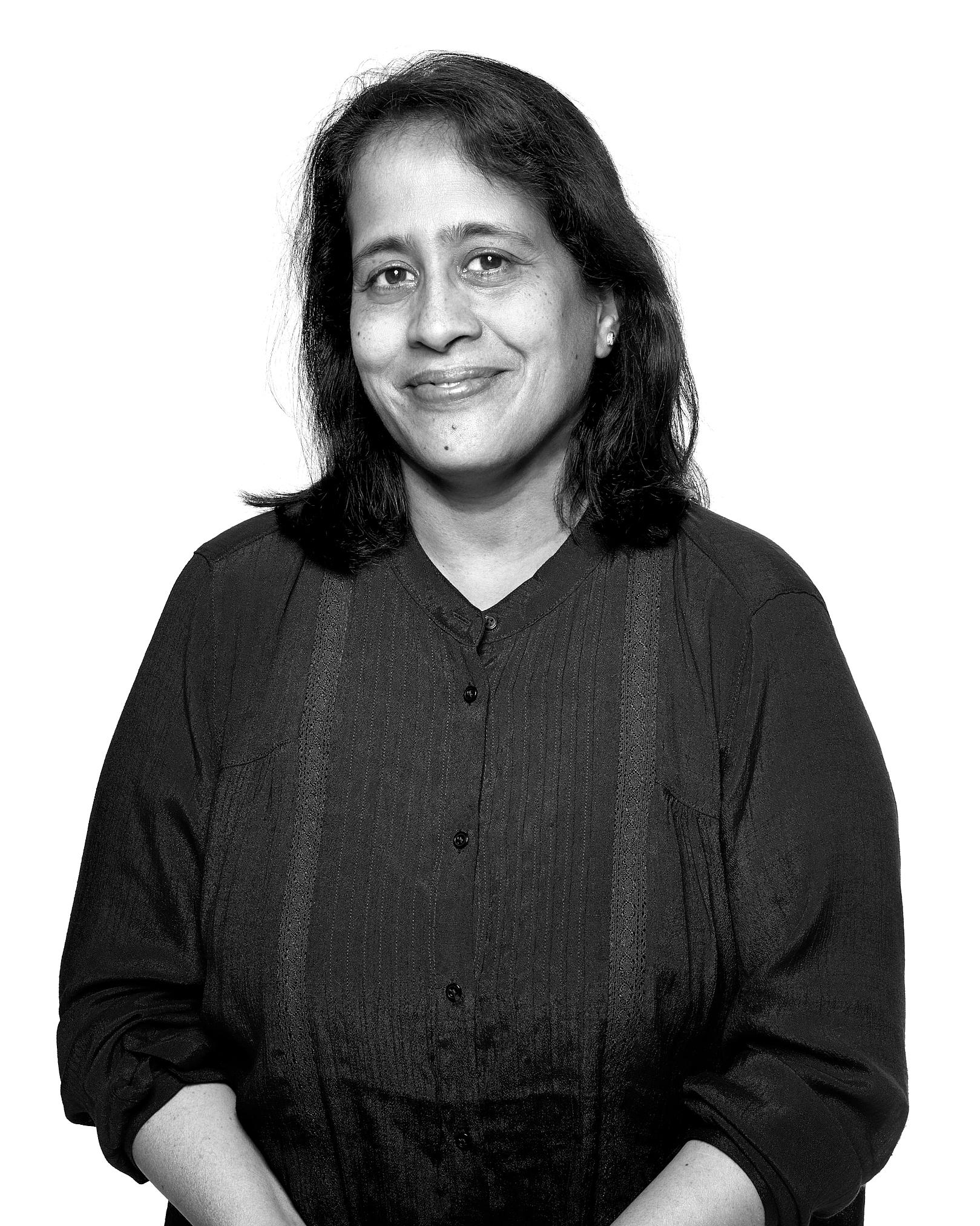 Alolita Sharma by Peter Adams.