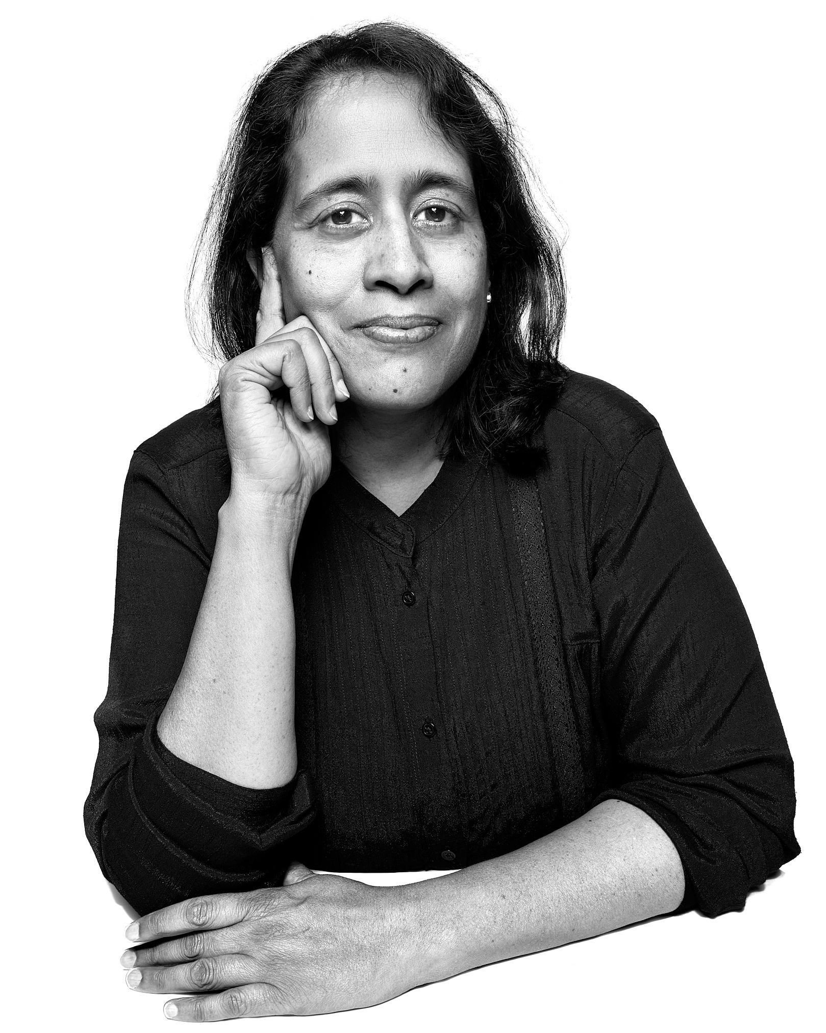 Alolita Sharma by Peter Adams .