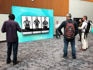 Faces Exhibit at OSCON 2019
