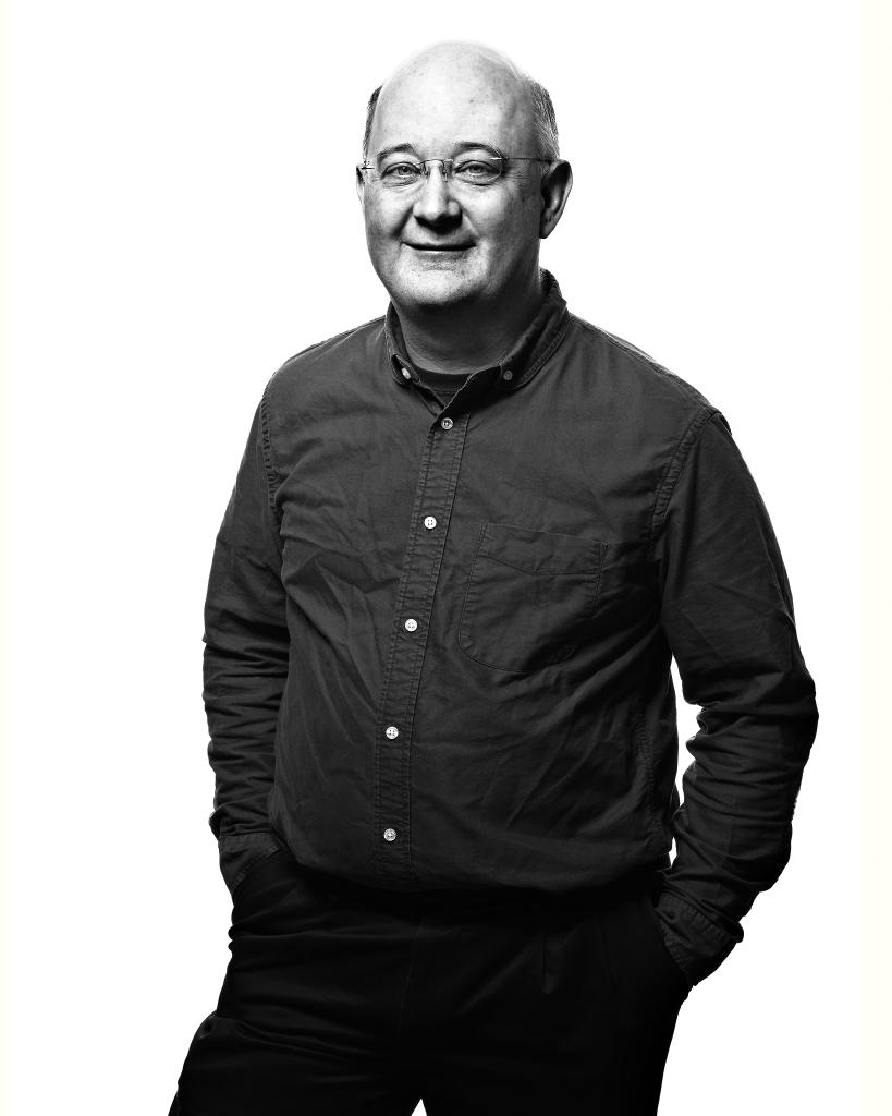 Keith Packard by Peter Adams.