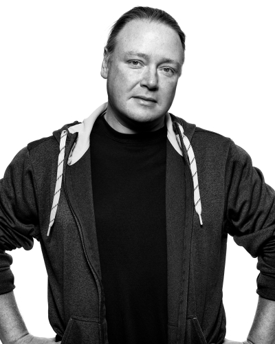 Brian Behlendorf by Peter Adams.