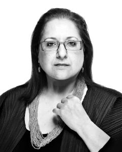 Sally Khudairi by Peter Adams.