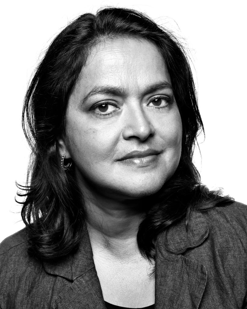 Zaheda Bhorat by Peter Adams.