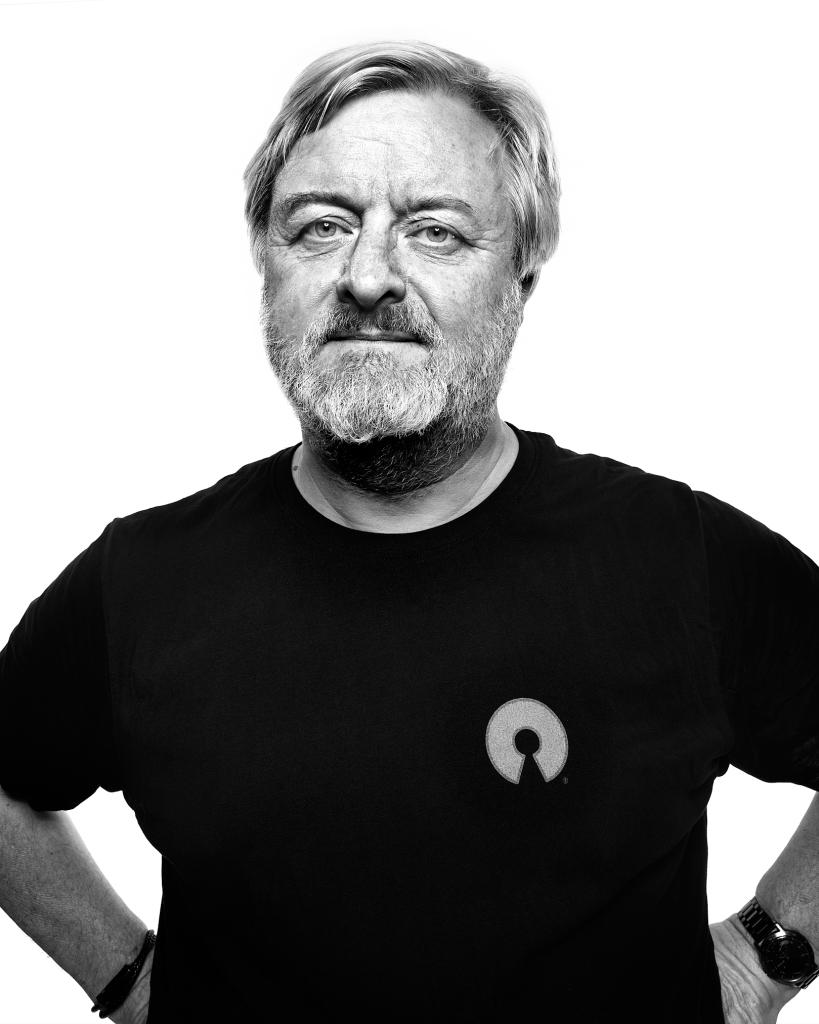 Simon Phipps. OSI, OpenSolaris, Sun Microsystems.