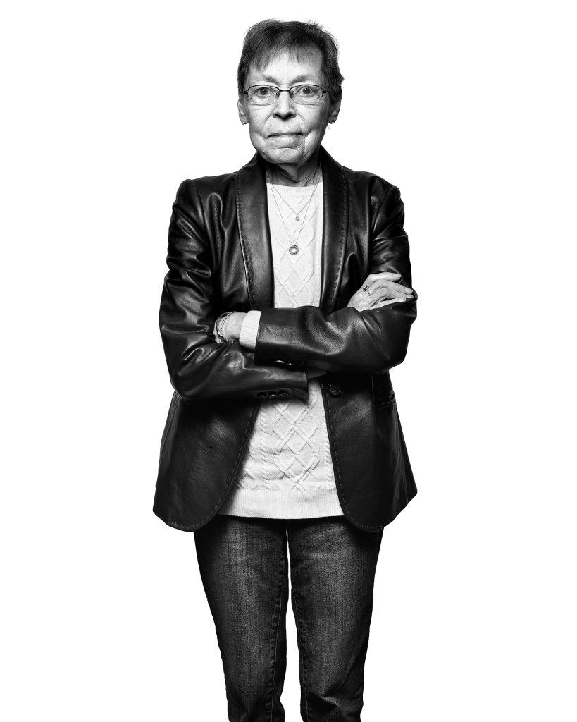 Lorinda Cherry. Bell Labs, unix, macros.
