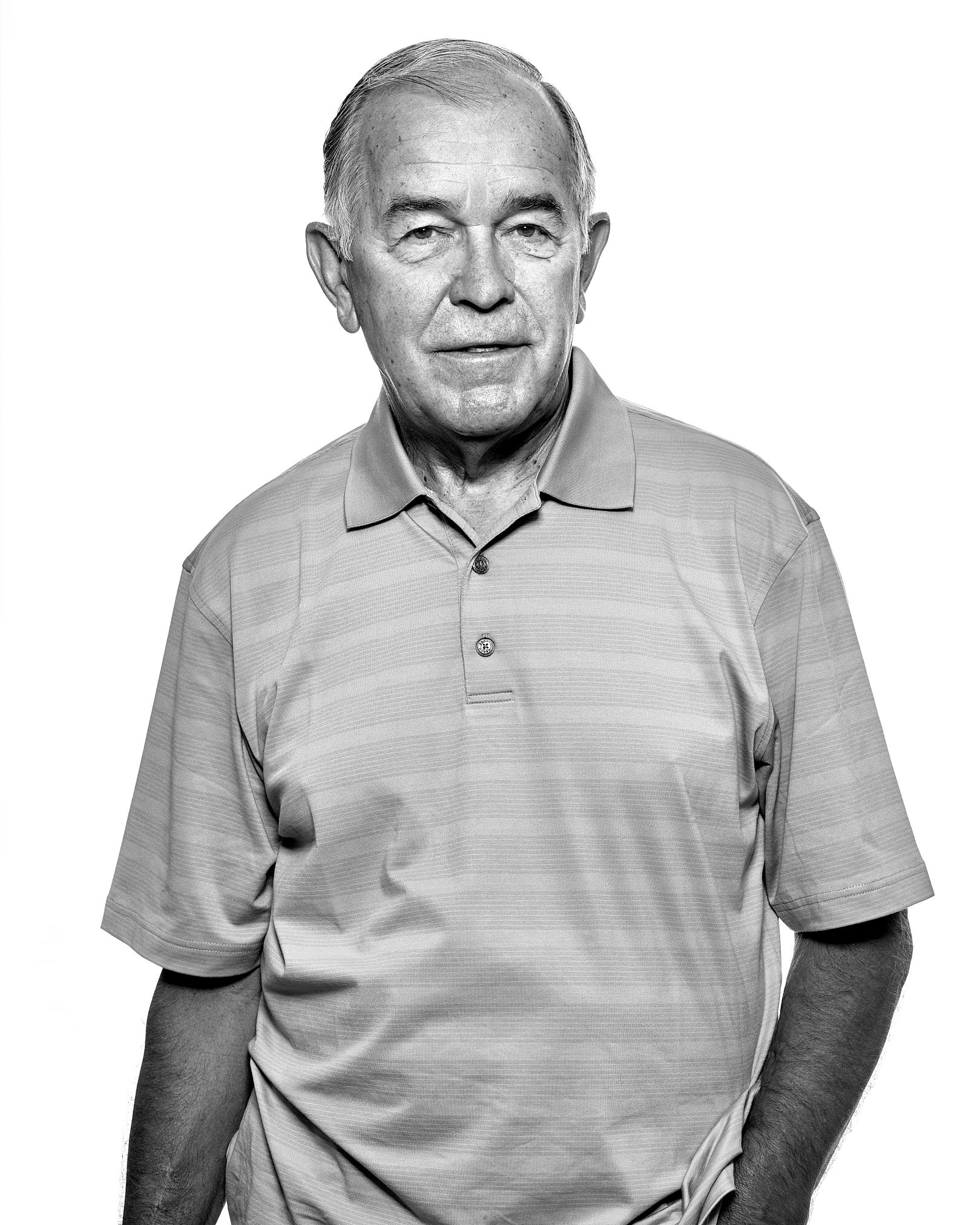 Steve Bourne by Peter Adams.